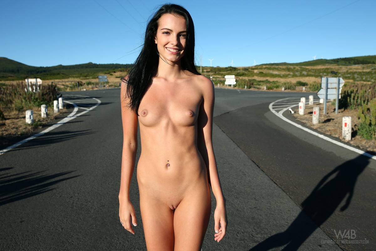 Road naked
